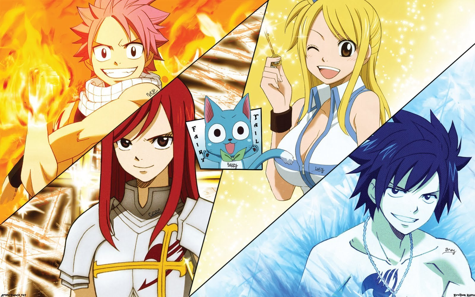 Anime Characters Fairy Tail : Laylachii s profile anime planet