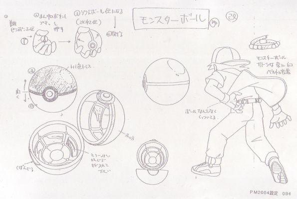 How the Pokeball works in the Animesource Bulbapedia